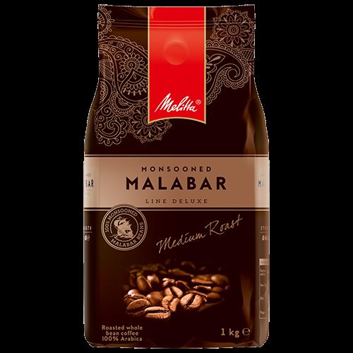 Melitta Monsooned Malabar Line Deluxe coffee beans