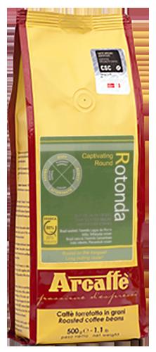 Arcaffè Rotonda coffee beans