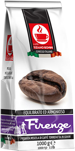 Caffè Bonini Firenze coffee beans