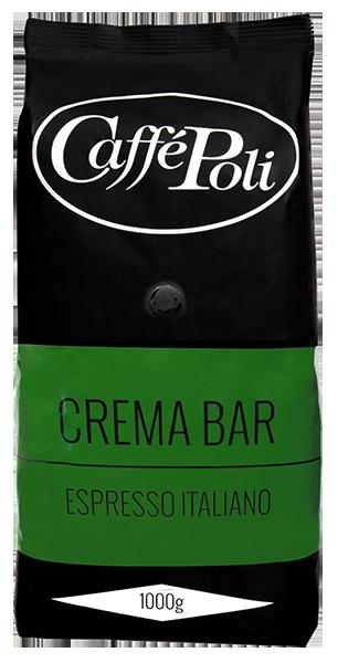 Caffè Poli CremaBar coffee beans