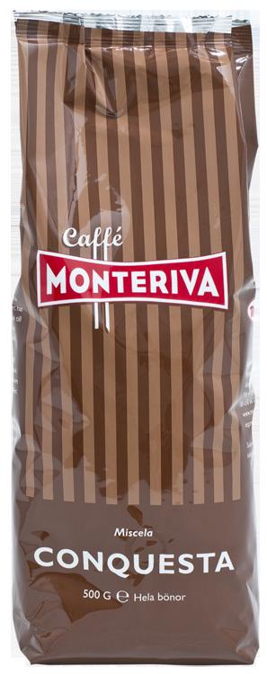 Monteriva Conquesta coffee beans