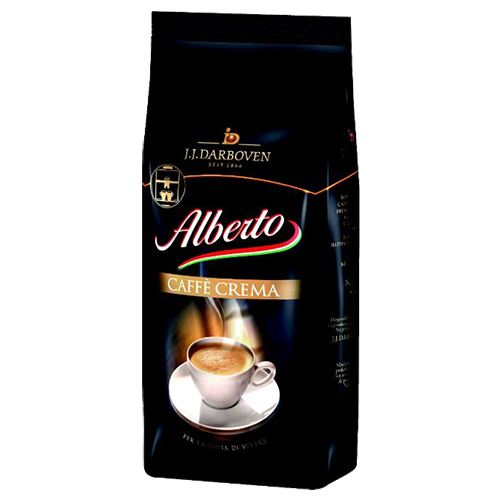 Alberto Caffè Crema coffee beans 1000g