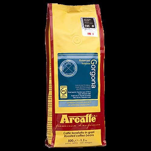 Arcaffè Gorgona coffee beans 500g