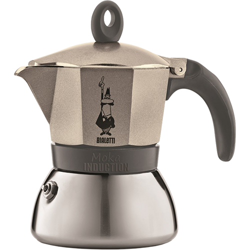 Bialetti Moka Induction gold 3 cups
