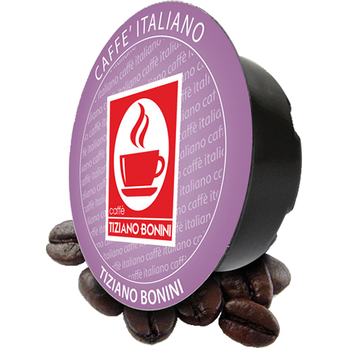 Caffè Bonini Seta A Modo Mio coffee capsules 50pcs