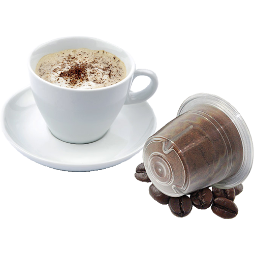 Caffè Bonini Mocaccino kapslar till Nespresso 10st