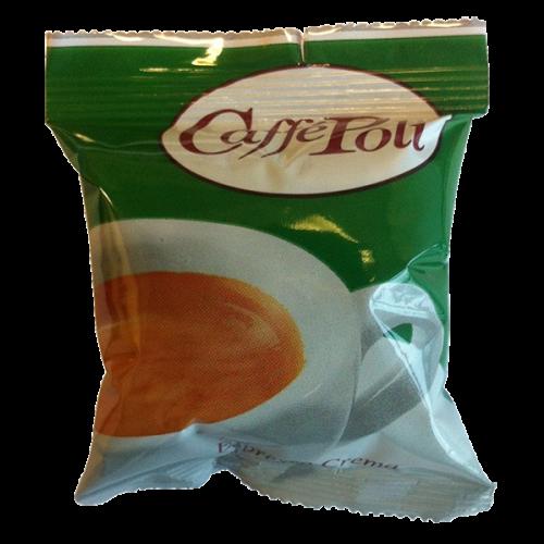 Caffè Poli Espresso Crema coffee capsules 100pcs