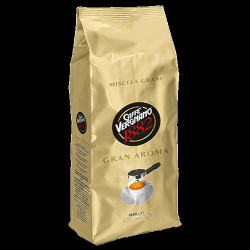 Caffè Vergnano Gran Aroma coffee beans 1000g