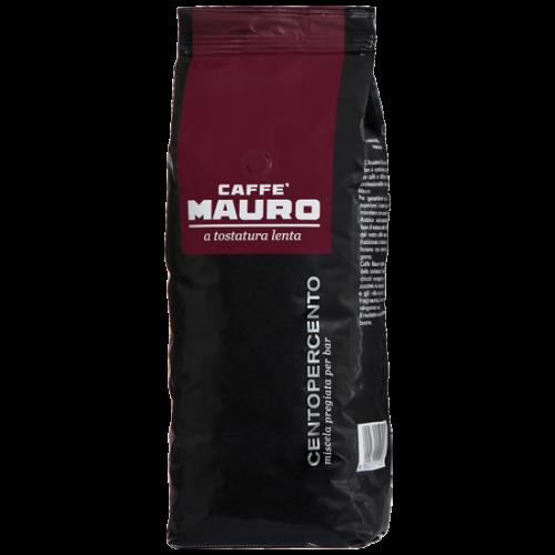 Caffè Mauro Centopercento coffee beans 1000g