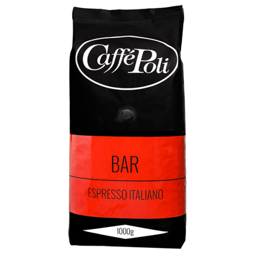 Caffè Poli Bar coffee beans 1000g