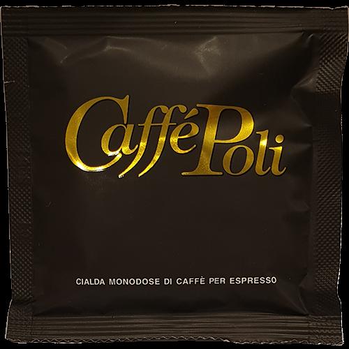 Caffè Poli SuperBar black coffee pods 150pcs