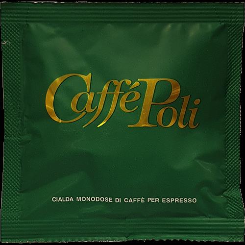 Caffè Poli Bar green coffee pods 150pcs