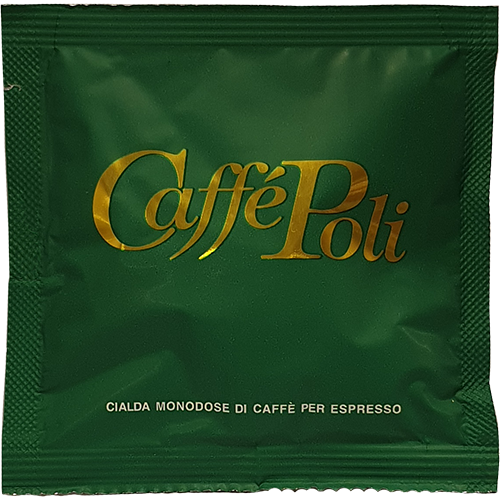 Caffè Poli Bar green coffee pods 1pcs