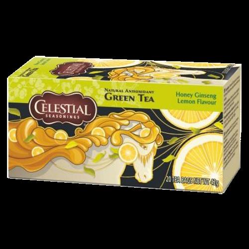 Celestial tea Honey Ginseng Lemon tea bags 20pcs