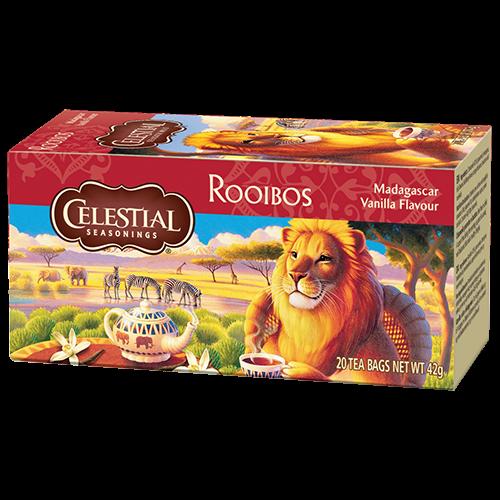 Celestial tea Madagascar Vanilla Rooibos tea bags 20pcs