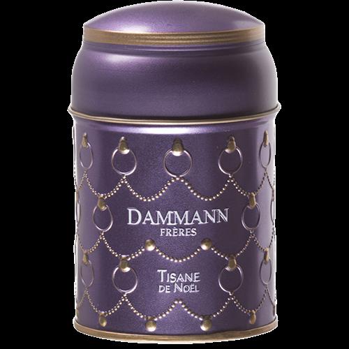 Dammann Frères Tisane Christmas Tea in loose weight 80g