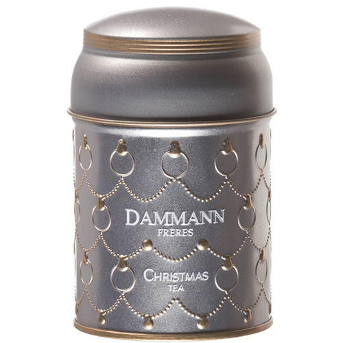 Dammann Frères White Christmas Tea in loose weight 50g