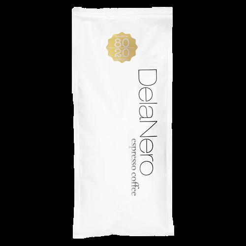 DelaNero Espresso 80/20 coffee beans 500g