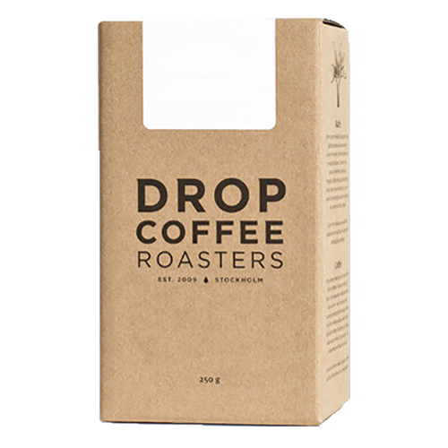 Drop Coffee Githiga PB Kenya coffee beans 250g