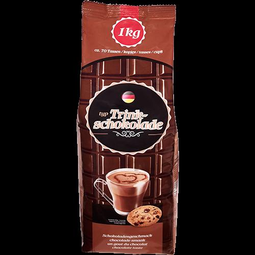 Eurokoffie chocolate powder 1000g