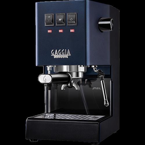 Gaggia Classic 2019 Pro Color Blue