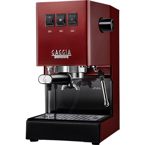 Gaggia Classic 2019 Pro Color Red