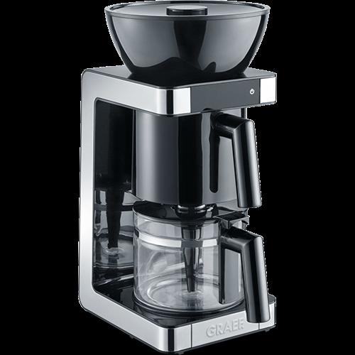 Graef filter coffee machine black 10 cups FK702