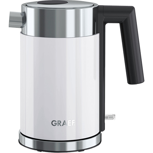 Graef water boiler white 1 liter WK401