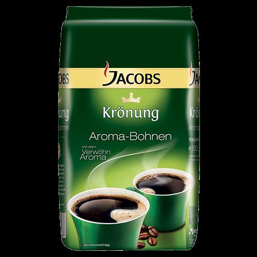 Jacobs Krönung Aroma coffee beans 500g