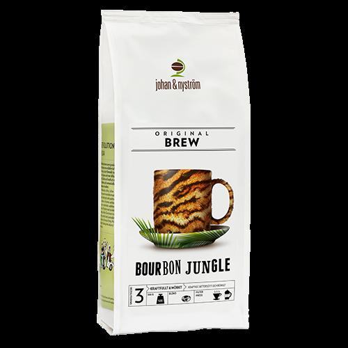 johan & nyström Bourbon Jungle coffee beans 500g