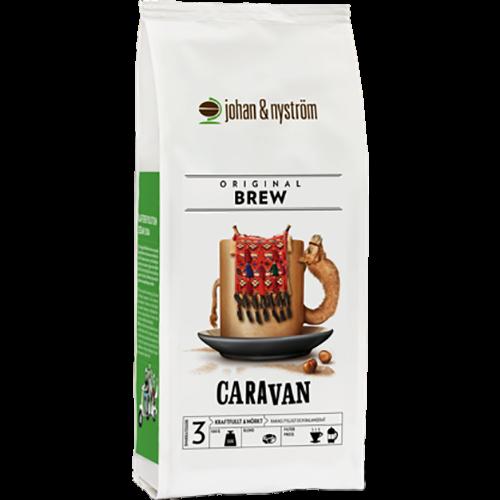 johan & nyström Caravan coffee beans 500g