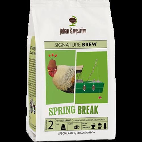 johan & nyström Spring Break coffee beans 250g