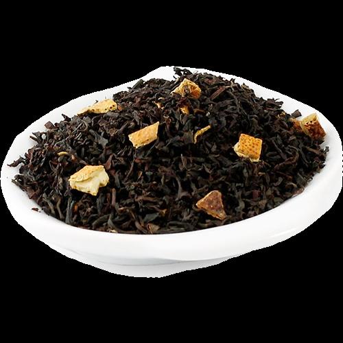 Kahls Citronte med skal Black Tea in loose weight 100g