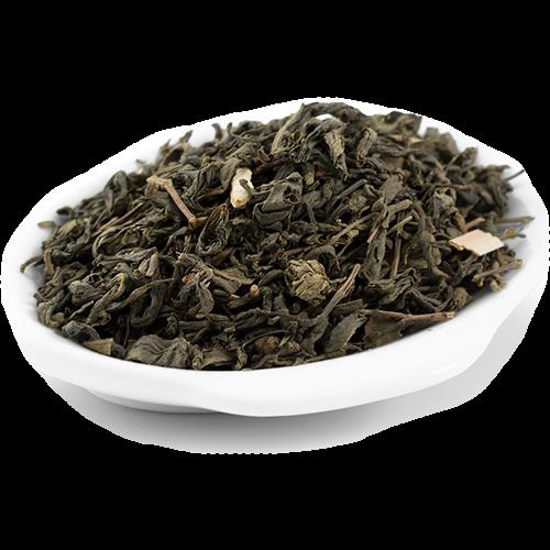 Kahls Earl Green Organic Green Tea in loose weight 100g