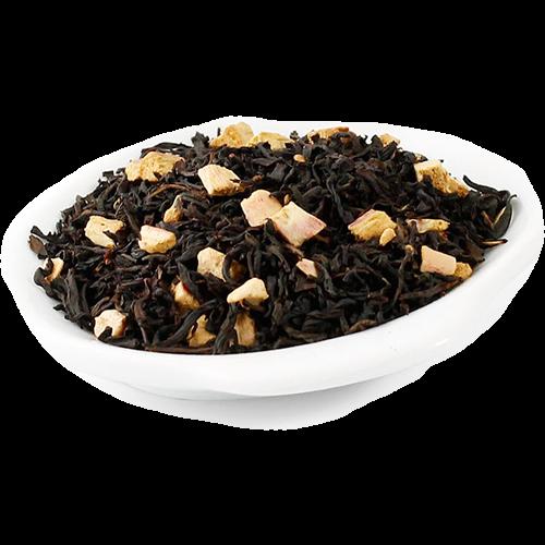 Kahls Rabarber & grädde Black Tea in loose weight 100g