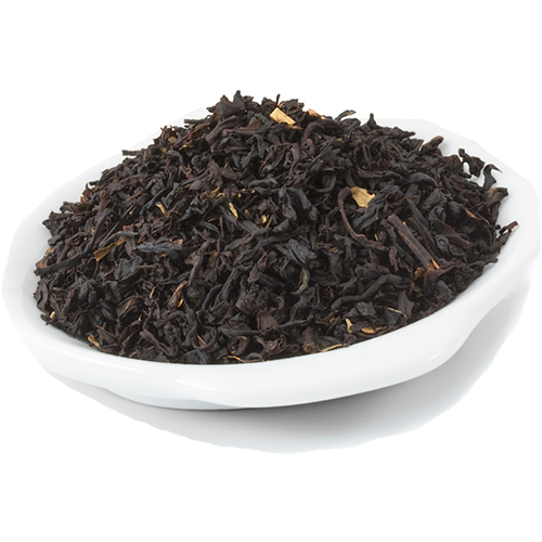 Kahls Smultronte med blad Black Tea in loose weight 100g