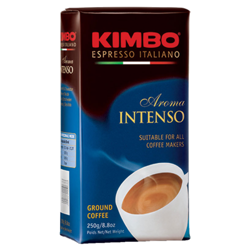 Kimbo Aroma Intenso ground coffee 250g