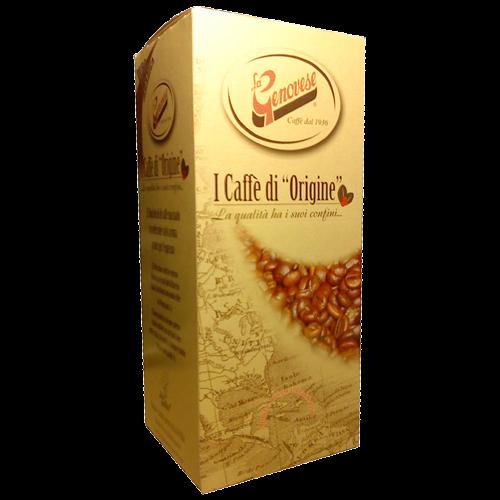 La Genovese Origin Brazil Santos Flor coffee pods 25pcs