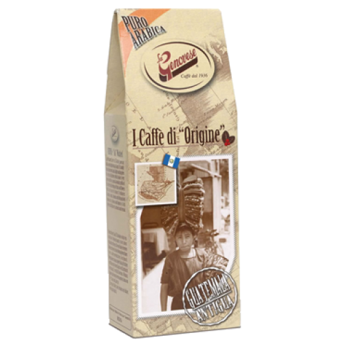 La Genovese Origin Guatemala Antigua coffee beans 250g
