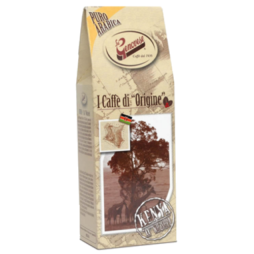 La Genovese Origin Kenya AA Washed coffee beans 250g