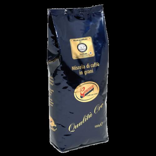 La Genovese Qualità Oro coffee beans 1000g
