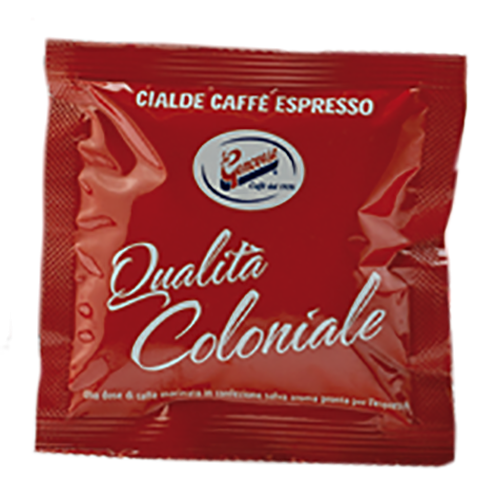 La Genovese Qualità Coloniale coffee pods 150pcs