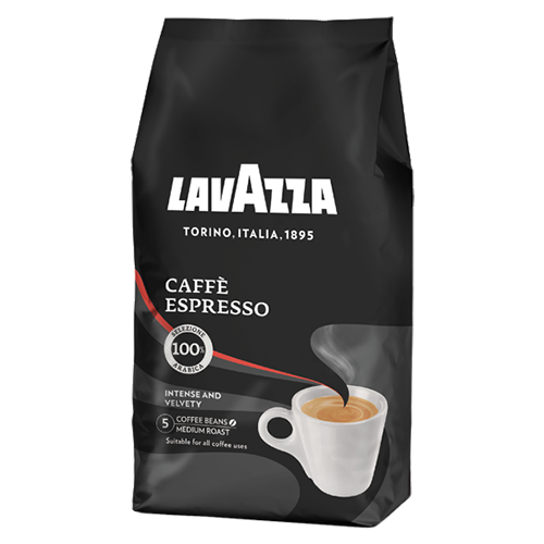 Lavazza 100% Arabica coffee beans 1000g