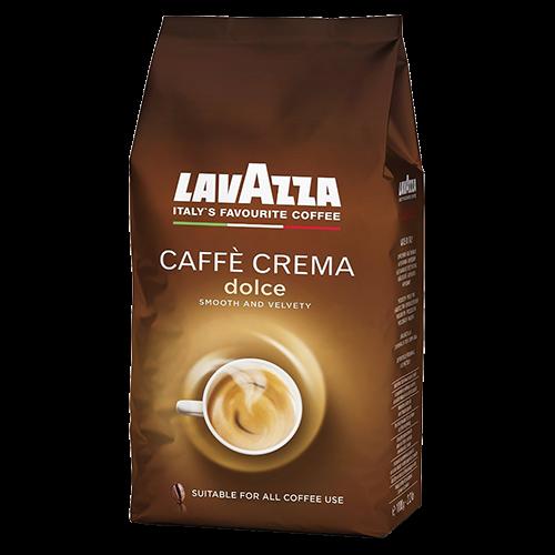 Lavazza Caffè Crema Dolce coffee beans 1000g