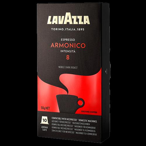 Lavazza Espresso Armonico Nespresso coffee capsules 10pcs