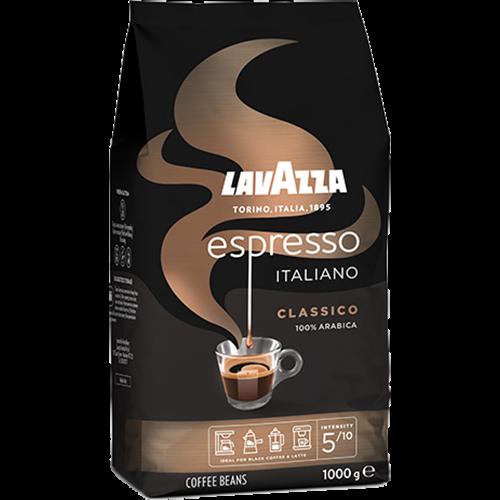 Lavazza Espresso Italiano Classico coffee beans 1000g