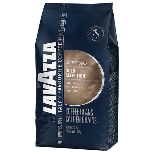 Lavazza Gold Selection coffee beans 1000g