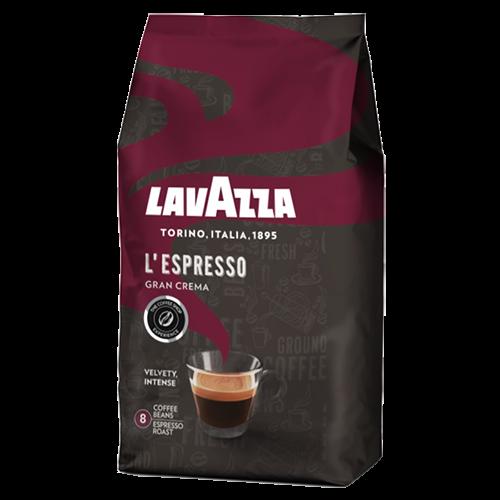 Lavazza Gran Crema coffee beans 1000g