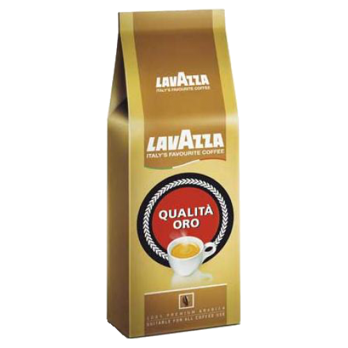 Lavazza Qualità Oro coffee beans 500g