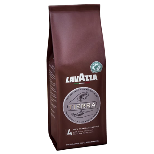 Lavazza Tierra ground coffee 250g